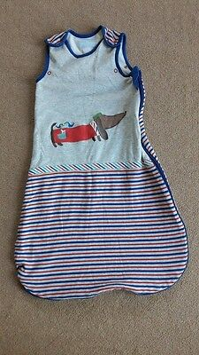 Grobag baby sleeping bags 1.0 Tog 0-6 months excellent condition