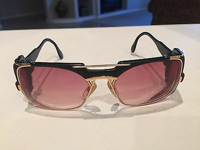 Vintage Cazal Model 963 Sunglasses with Original Case