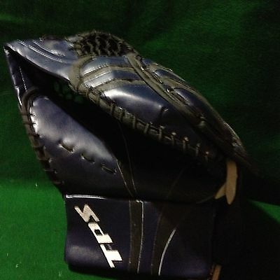 Hockey TPS Response R8 Goalie Catch Glove Pro Stock Made in Canada Brand New