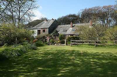 Holiday Cottage nr Crackington Haven, North Cornwall, 4 nights 26th June