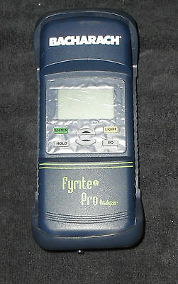Bacharach Fyrite Pro 24-7260 Combustion Gas Analyzer UNIT ONLY