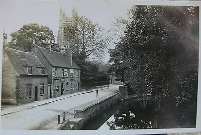 The Swan At Brook Side St Neots Huntingdonshire Early Rp Pc