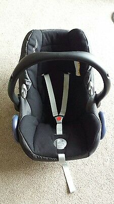 Maxi cosi cabriofix stage 1 group 0 car seat very good condition - bargain price