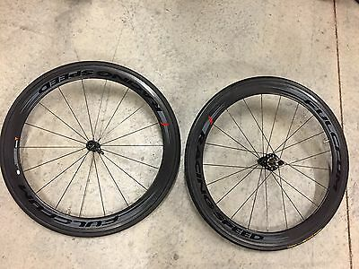 Fulcrum Racing Speed Dark Label Tubular Wheelset For Campy 1 400 00 Picclick