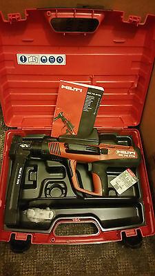 HILTI  DX 76 PTR NAIL GUN -  used..,,,