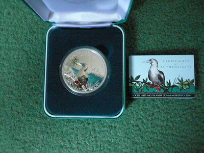 Cocos (Keeling) Islands - 50Th Anniversary Coin Limited 2353