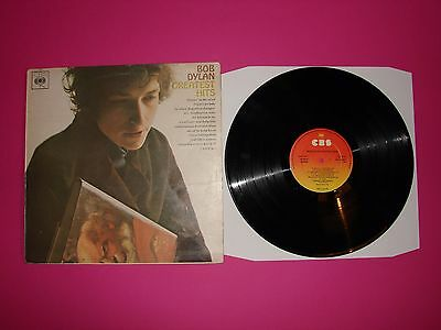 BOB DYLAN GREATEST HITS LP Vinyl Record