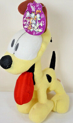 "*Play by Play Paws Garfield ODIE THE DOG Stuffed 13"" Plush New with Tag (H)"