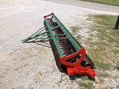 Used 10 FT DUNHAM  Double Roller Cultipacker,  *WE CAN SHIP CHEAP AND FAST*