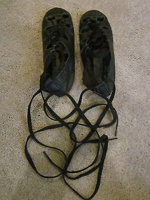 IRISH DANCE SOFT SHOES-Anthonio Pacelli, size 13 gillies Gazelle