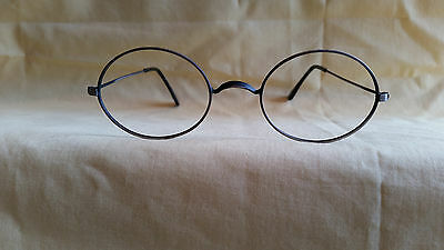 Cutler and Gross glass frames early model 0211 very collectible