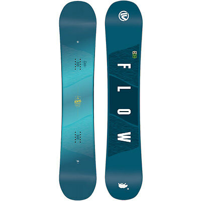 Flow Jewel i-rocker CAMBER FREESTYLE FREERIDE Women's Snowboard 2018 NEW