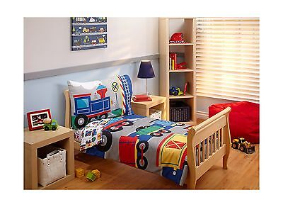 Everything Kids Toddler Bedding Set Choo Choo New