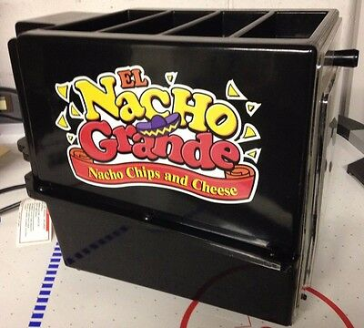 Gold Medal El Nacho Grande Nacho Cheese Cup Warmer Model 5330