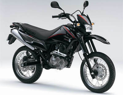 Suzuki Dr 125 Sm  Workshop Service Manual