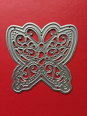 WOW 3D• BUTTERFLY DIE For Cuttlebug Or Sizzix
