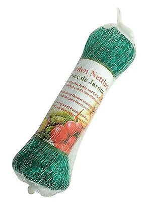 Harvest Plenty Garden Netting 6' x 33' Protect Plants Vegetables Fruit Trees Net