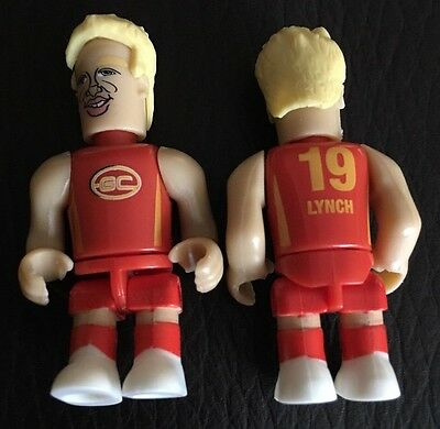 Coles 2016 AFL Micro Figures - TOM LYNCH GOLD COAST SUNS 19 - Stage 3