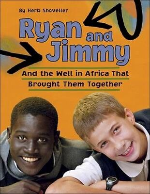 NEW Ryan And Jimmy by Herb Shoveller BOOK (Paperback / softback) Free P&H