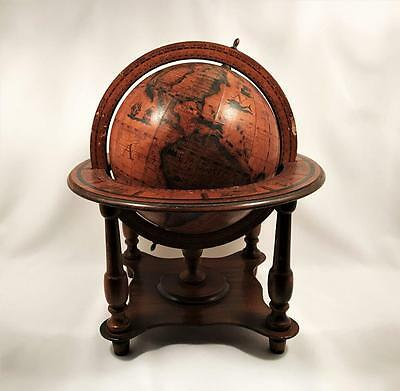 VINTAGE OLDE WORLD GLOBE c1950's/60's MADE IN ITALY