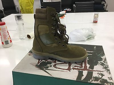 Army Boots Combat REDBACK