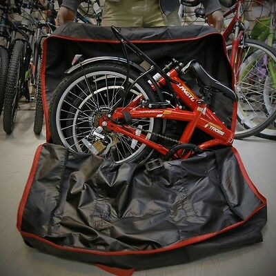 Bike Carrier Bag Carry Bag TRAVEL CYCLE BICYCLE BAG for folding bicycles - cover
