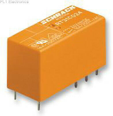 Te Connectivity - Rt31C012 - Relay, Spst, C/o, 12V, 16A, Bifurcated