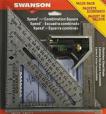 Swanson Tool S0101CB Speed Square with Book and ... - Brand New +  Free Shipping