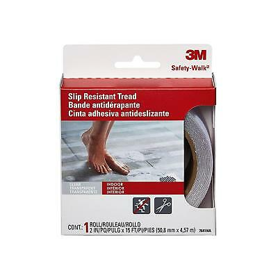 3M Safety-Walk Tub and Shower Tread Clear 2-Inch... - Brand New +  Free Shipping
