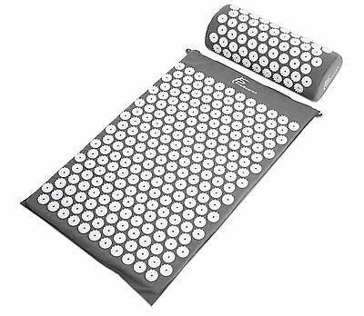 ProSource Acupressure Mat and Pillow Set for Bac... - Brand New +  Free Shipping