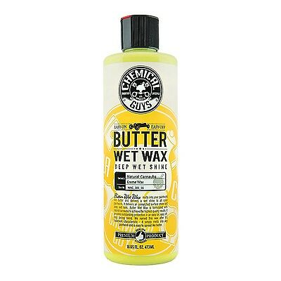 Chemical Guys Vintage -Butter Wet Wax  (16 OZ) 1... - Brand New +  Free Shipping