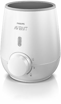 Philips Avent Fast Baby Bottle Warmer SCF355/00 - Brand New +  Free Shipping