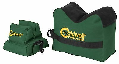 Caldwell DeadShot Boxed Front and Rear Bag Combo... - Brand New +  Free Shipping