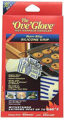 Ove Glove Hot Surface Handler With Non-Slip Sili... - Brand New +  Free Shipping