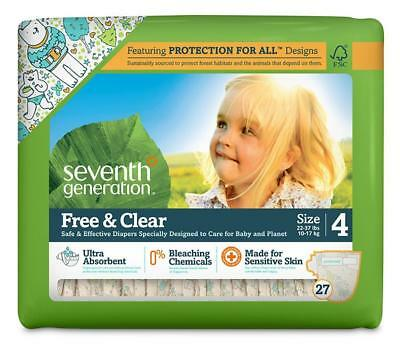 Seventh Generation Free and Clear Sensitive Skin... - Brand New +  Free Shipping