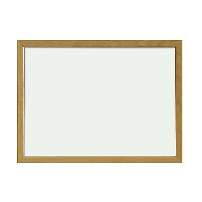 Quartet Economy Non-Magnetic Dry Erase Board Woo... - Brand New +  Free Shipping