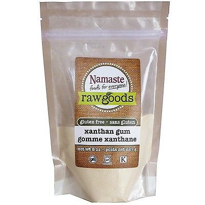 Namaste Foods Xanthan Gum 8 Ounce - Brand New +  Free Shipping