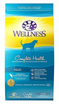 Wellness Complete Health Natural Dry Dog Food Wh... - Brand New +  Free Shipping