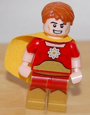 Lego Genuine Hyperion Minifigure Minifig from Marvel 76049 Avenjet Space Mission