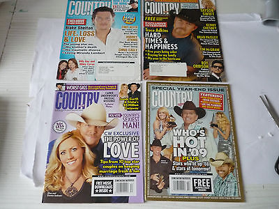 4 Country Weekly  Usa Magazines