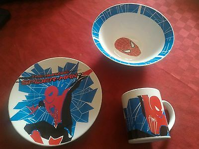 Set per colazione Spiderman - Marvel