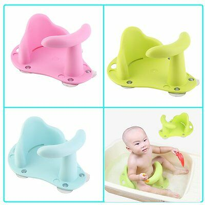 1-3 years old baby Bath Tub Seat Infant Child Toddler Anti Slip Safety Chair CO