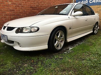 2002 Vx Ss Series 3 Holden Commodore