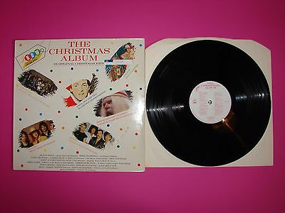NOW THAT'S WHAT I CALL MUSIC THE CHRISTMAS ALBUM LP Vinyl Record