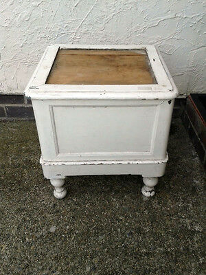 Commode ~ Small ~ Early to Mid 20th Century