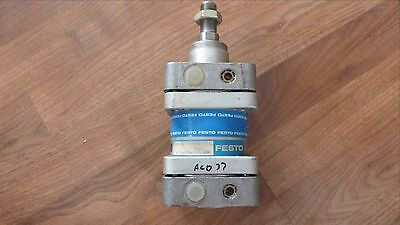 FESTO DN-80-16, Pneumatic Cylinder, 80mm bore, 16mm stroke *New old stock*