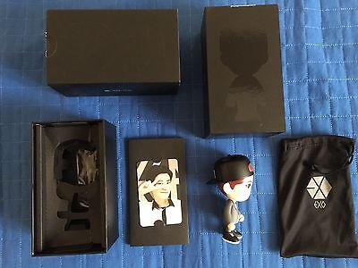 EXO CHANYEOL Bluetooth Speaker Kpop Ex'act Lotto BTS Figure Limited Edition