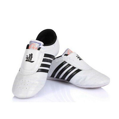 Classic Taekwondo shoes Children Adult women men Martial arts Kung fu shoes DF