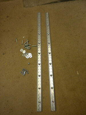 1147 Unwin Surface Tracking 2 x 26 inch long Inc Bolts, Nuts & Washers  New