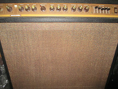 80's ACOUSTIC AMP MOD 127 - made in USA